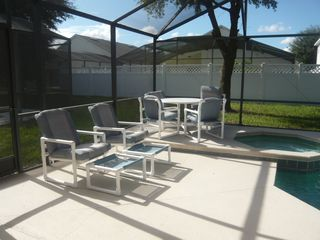 Oak Island house photo - Sun, spa and nice chairs!