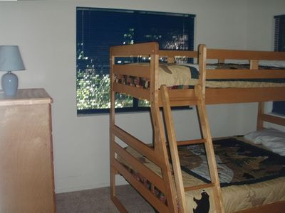 Bunkbeds for the kids...