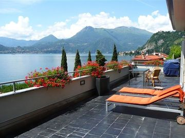 La Dolce Vita's Private Terrace and Views