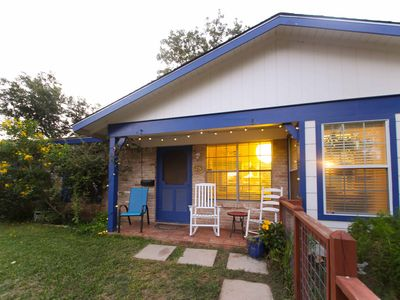 Funky South Austin experience in a comfortable home close to everything!