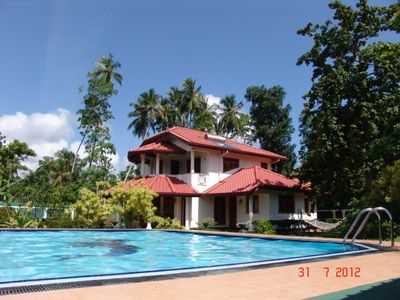 South West Sri Lanka villa rental - Villa with swimming pool