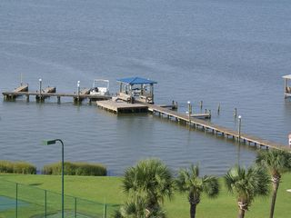 Gulf Shores condo photo - Fishing Piers and Boat Slips
