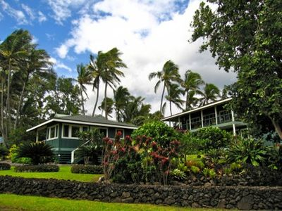 Hamoa Beach Cottage and Suite located just steps to Pristine Hamoa Beach!  Ahhh, life doesn't get any better than this!