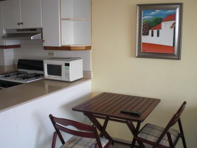 Private apartment in front of the sea, on the Malecon de Santo Domingo