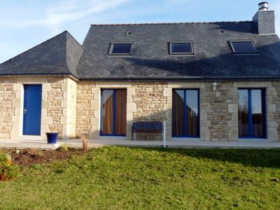 A house 250 metres from the Carnac beaches.