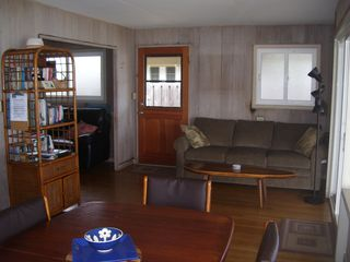 Kaaawa house photo - Comfortable Living room with Ocean View
