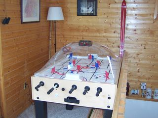 Dome Hockey Game Main level - Bartlett house vacation rental photo