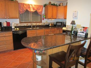 Galena house photo - Updated kitchen with new Granite and Ceramic.