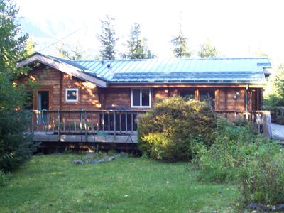 Juneau cabin rental - Welcome to Fireweed Guest House!