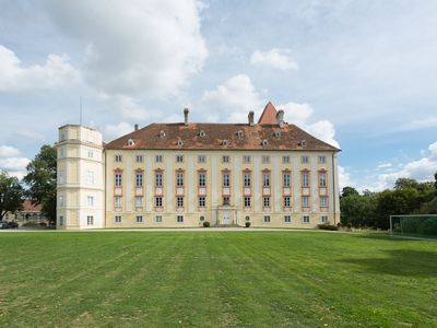 Stately stay at Schloss Horn