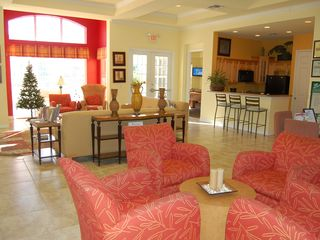 Cane Island condo photo - Cane Island Clubhouse Lounge