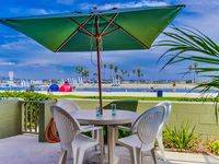Bayfront--ocean Views From Every Room--large Patio!  Steps To Sand!