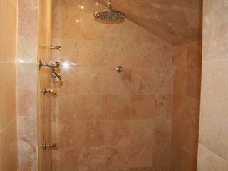 Hampton Bays house photo - Master bathroom shower