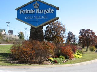 Branson condo photo - Welcome to Pointe Royale Golf Village!