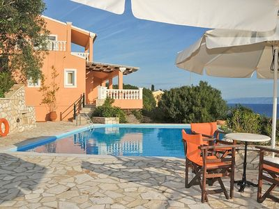Villa Despina with private pool