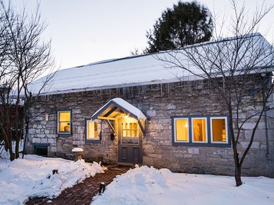 Romantic Creekside Cottage (20%offWhitetailOpeningWkend)