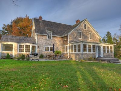 Classic ,upscale Chilmark Farmhouse and private beach