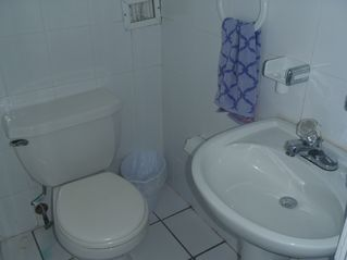 Isla Verde condo photo - First Floor Half Bath