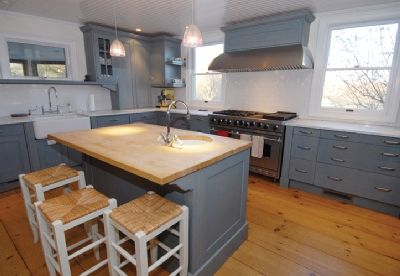 Southampton farmhouse rental - Kitchen