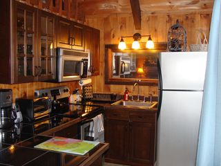 Kitchen - North Conway chalet vacation rental photo