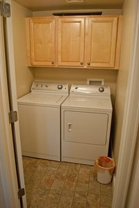 In Unit Washer & Dryer