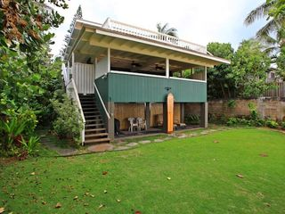 Haleiwa house photo - Nice tropical Yard surrounding the house
