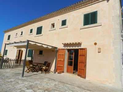Well-equipped cottage for 4 persons - only 3 km to Es-Trenc-beach