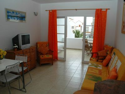 Puerto del Carmen apartment rental - Spacious lounge