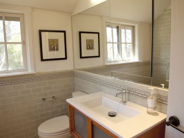 Another view of the master bathroom.