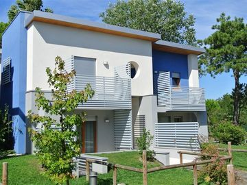Holiday House - 7 people, 75m² living space, 2 bedroom, Internet/WIFI, Internet access