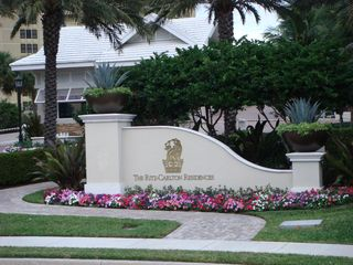 Singer Island condo photo - Entrance & Guard Gate