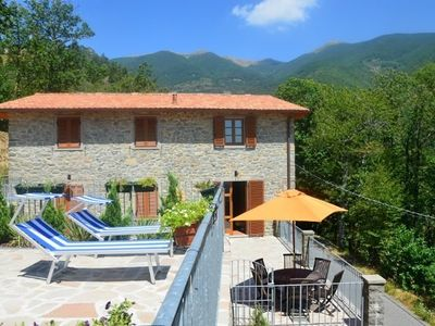 Secluded mountain retreats within easy reach of all that Tuscany has to offer