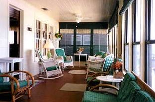 O'Grady's Sun Porch on the Gulf Side. GREAT family gathering area.