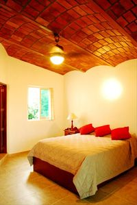Lo De Marcos apartment rental - Master with one bedroom-queen size bed