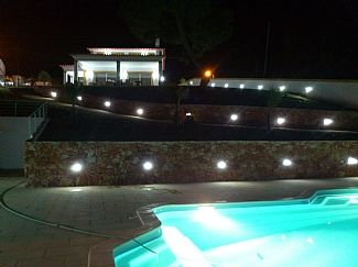 """Villa """"SOL"""" With private Pool Set In Landscaped Gardens"""