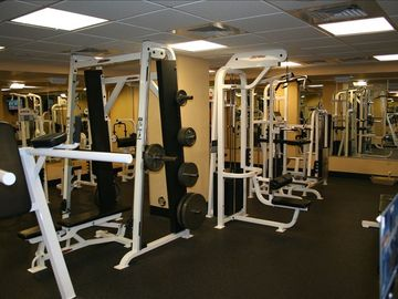 Fitness Center at Park City, UT Condo at Canyons Ski Resort