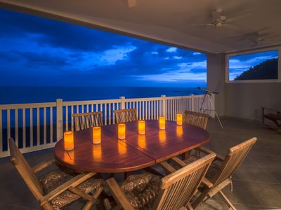 Private entrance to Croc's Casino & Resort, On the Ocean, Full Service Penthouse