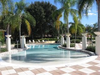 Encantada Resort townhome photo - One of the two large pools at the nearby Clubhouse