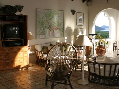 Gt Camanoe Dramatic Out Island Villa Homeaway Great
