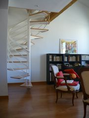 Avignon apartment photo - Spiral Staircase