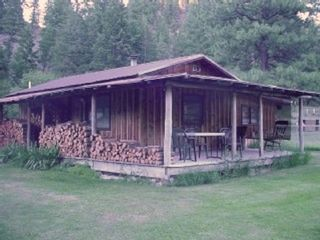 Missoula cabin photo - Serene country cabin