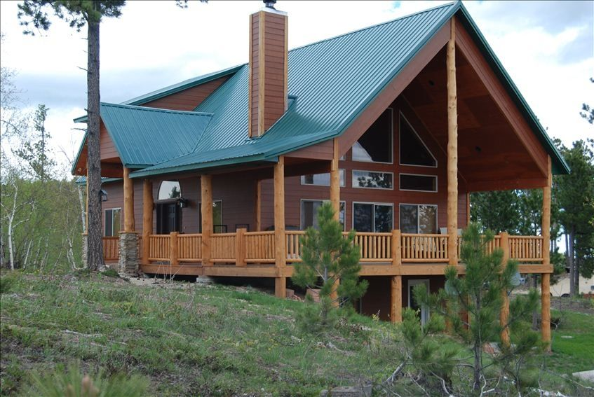 5br Cabin On 2acres Amazing Views Of The Vrbo