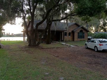 Lake Buena Vista house rental - Disney, Private Lakefront Home