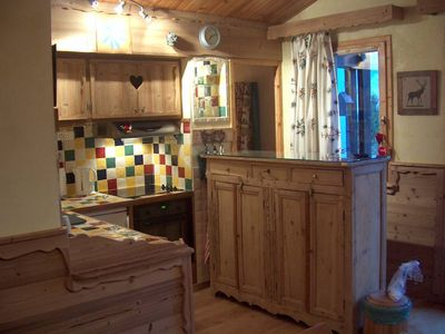 Holiday apartment, 60 square meters