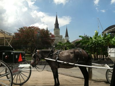 Jackson Square, French Quarter
