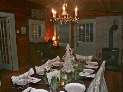 another view of the dining room
