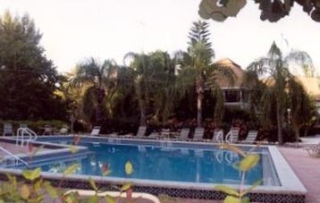 Captiva Island house rental - Large Heated Swimming Pool