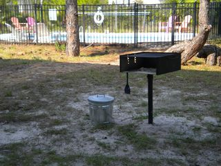St George Island house photo - Park-style grill
