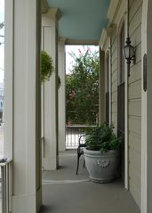 New Orleans apartment photo - Front porch