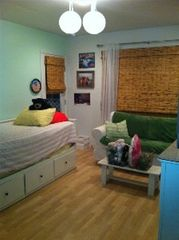 La Jolla house photo - Room with queen bed (pulls out to queen), see next photo of it pulled out.
